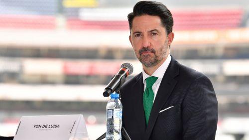 Yon de Luisa, presidente de la FMF