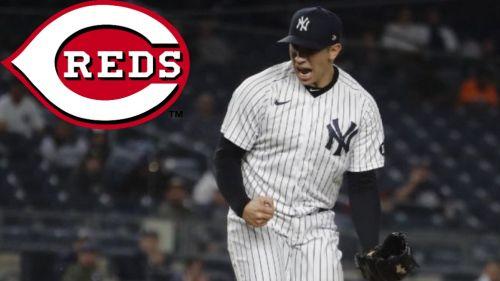 Luis Cessa: Deja a los Yankees y llega a los Reds