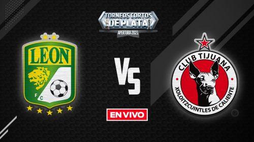 EN VIVO Y EN DIRECTO: León vs Tijuana