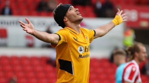 Raúl Jiménez, tras su gol con Wolverhampton: 'Vamos con todo'
