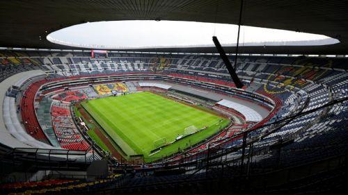 Panorámica del Estadio Azteca