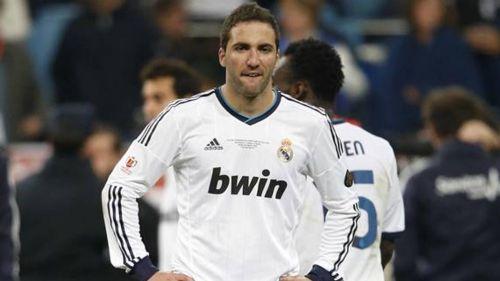 Pipita Higuaín recordó su paso por el Real Madrid: 'Metí 26 goles y trajeron a Kaká y Benzema'