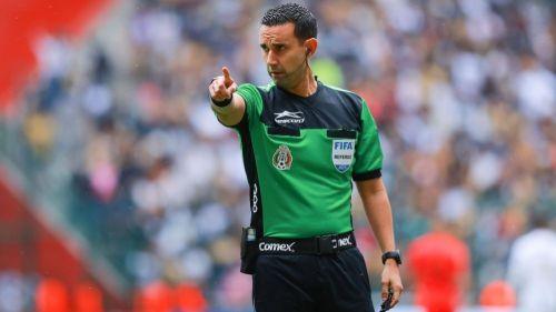 César Arturo Ramos en el duelo entre Pumas y Toluca