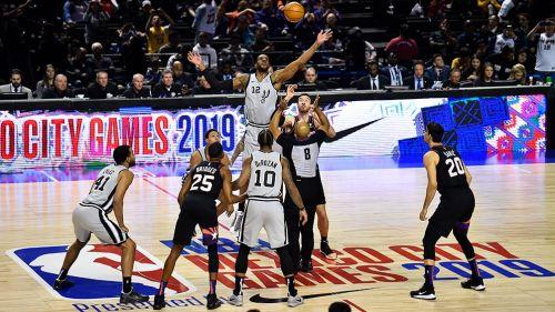 NBA: Juegos en México son prioridad y regresarán, aseguró Raúl Zárraga