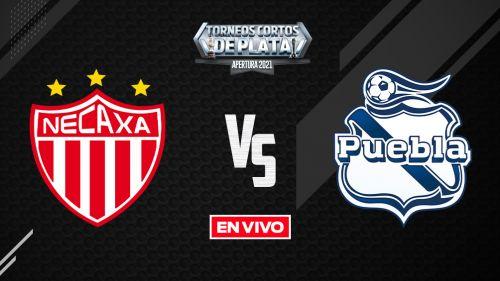 EN VIVO Y EN DIRECTO: Necaxa vs Puebla Liga MX Apertura 2021 J13