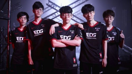 Jugadores de EDG