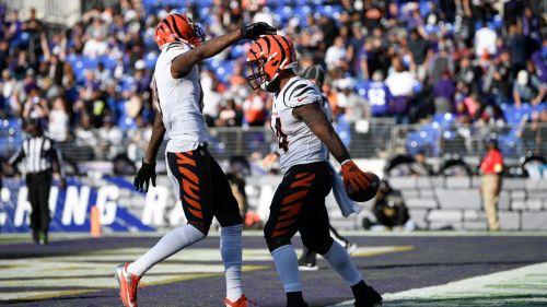 NFL: Cincinnati propinó sorpresiva paliza a Baltimore