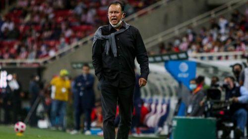 Juan Reynoso, técnico de Cruz Azul