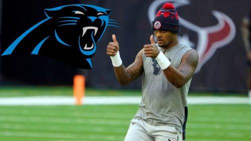 NFL: Panthers, opción para Deshaun Watson