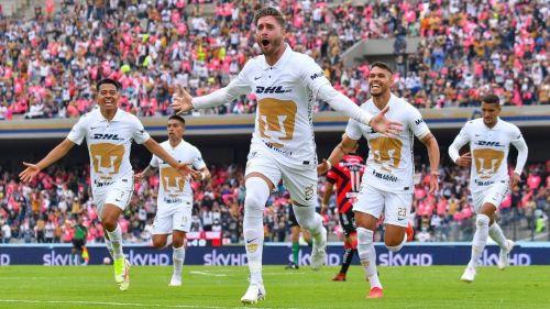 Pumas venció a Tijuana
