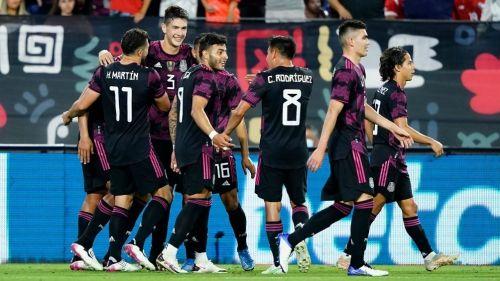 Selección Mexicana enfrentará a Ecuador