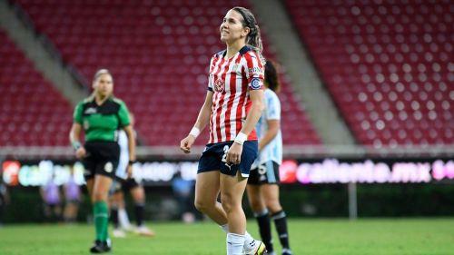 Chivas Femenil perdió ante Argentina