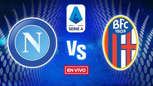 EN VIVO Y EN DIRECTO: Napoli vs Bologna