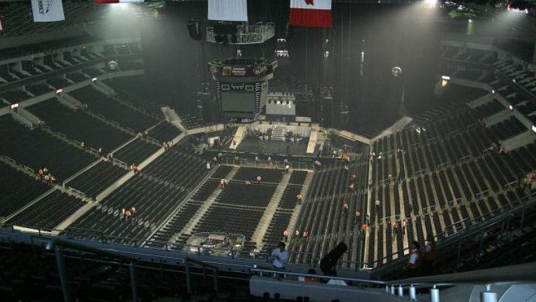Arena Monterrey vivirá la emoción de la UFC   RÉCORD