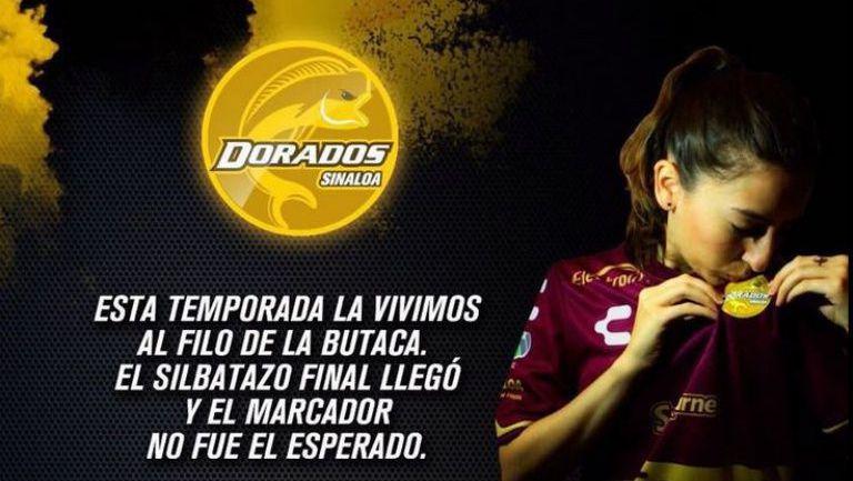 Así se despidieron los de Sinaloa de la Liga MX