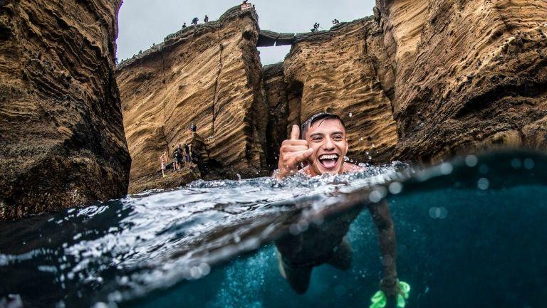 Jonathan Paredes consigue el tercer lugar en las Azores