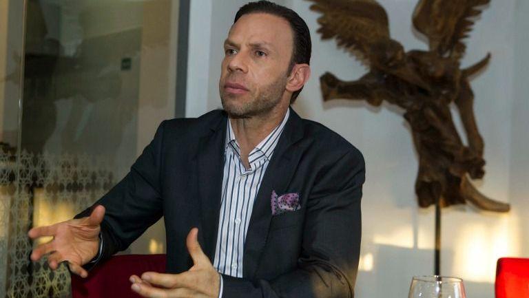 Luis Roberto Alves, en charla con RÉCORD