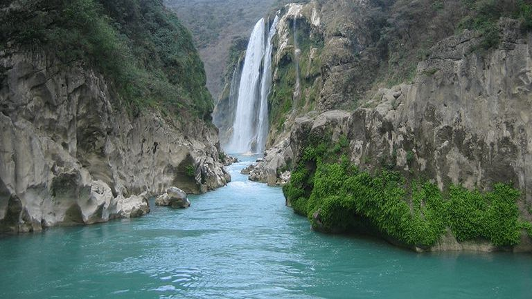En la Huasteca Potosina puedes dar un paseo con vistas espectaculares