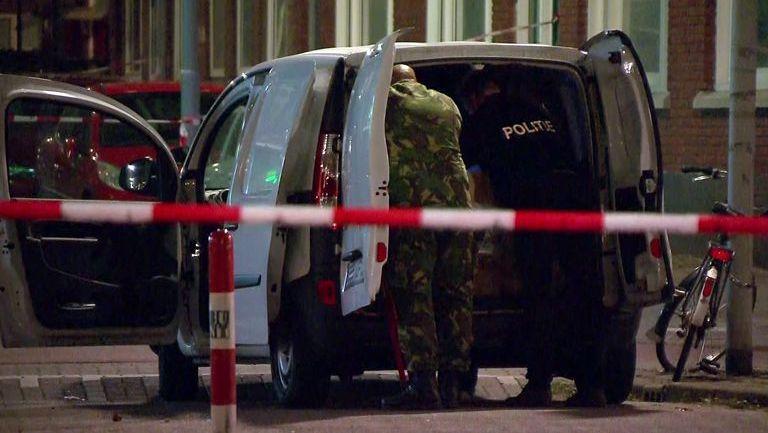 Policía investiga la camioneta detenida previo al concierto