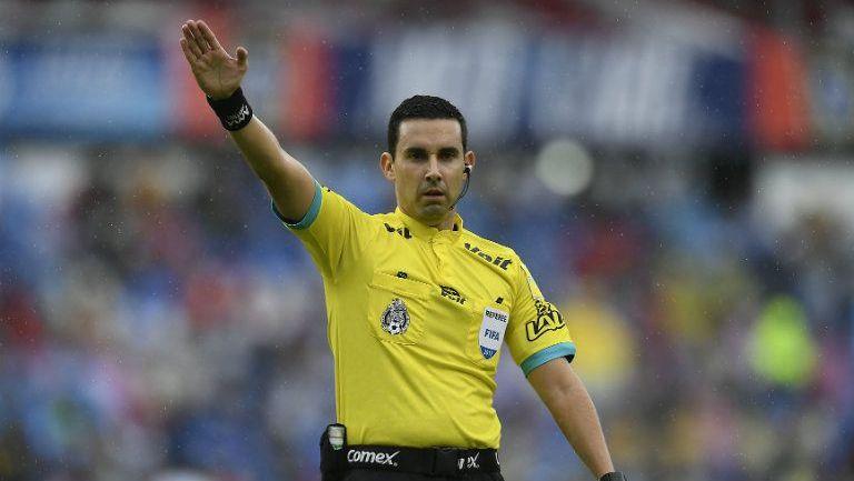César Arturo Ramos durante un partido