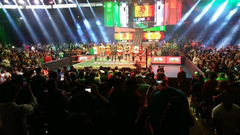 Lucha Libre Liga Elite regresará a la Arena México este año