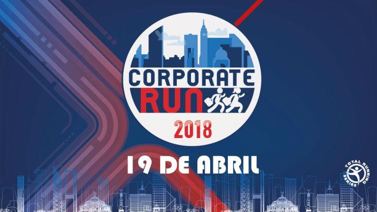 Promocional de la carrera Corporate Run