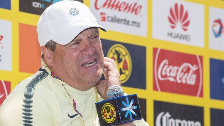 Piojo Herrera analiza Cuartos de Final contra Pumas