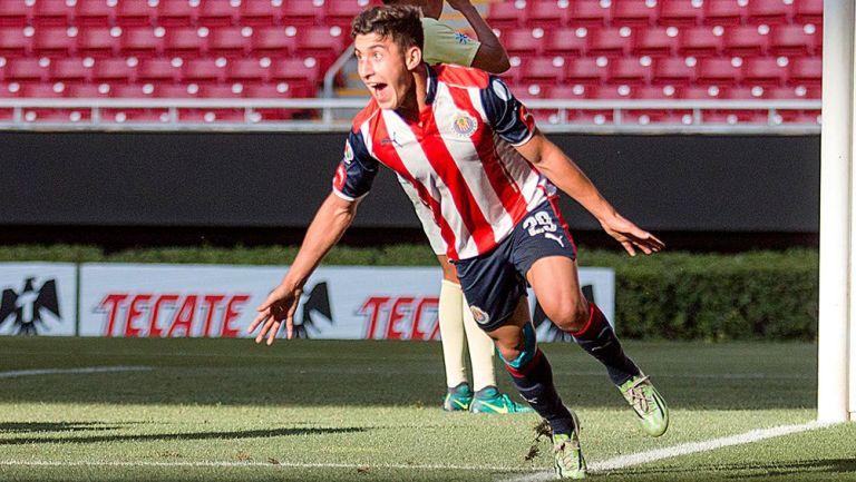 Chivas anuncia el regreso de Alejandro Zendejas | RÉCORD