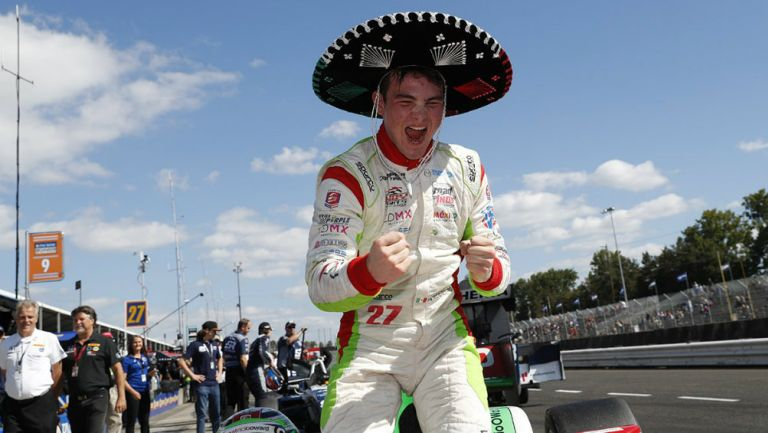 Checo Pérez cree que Patricio O'Ward podría estar en la F1, tras lo demostrado en la IndyCar