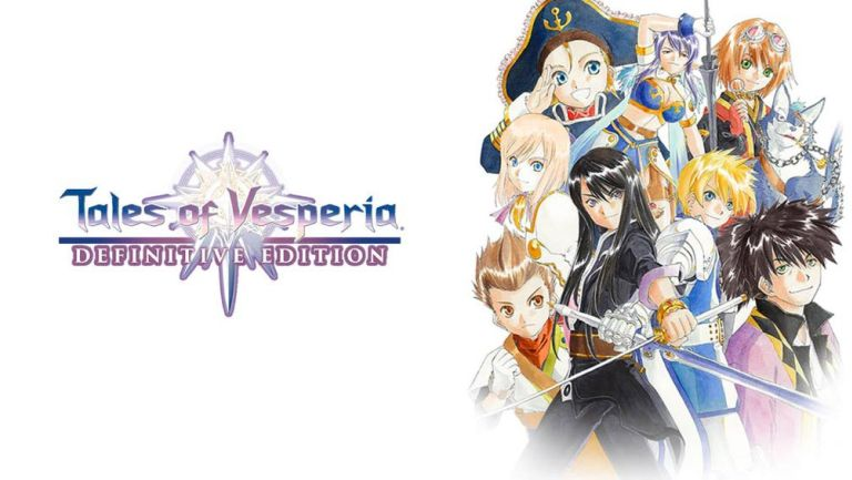 Tales of Vesperia Definitive Edition ya está disponible