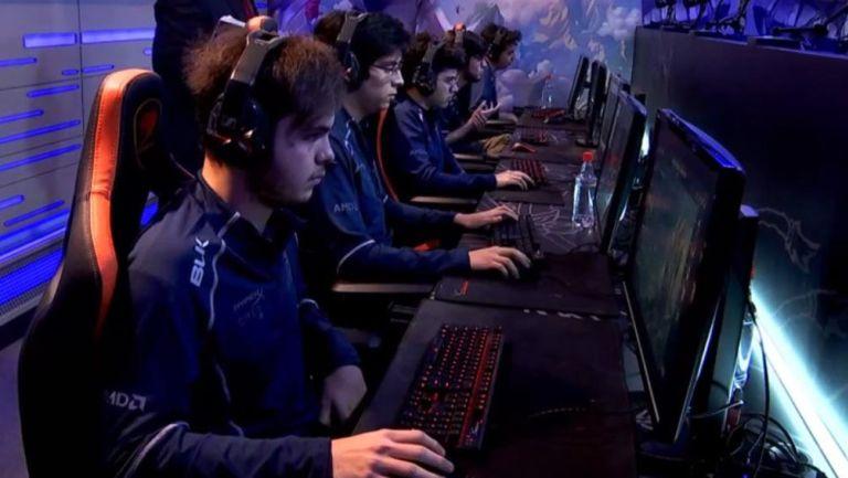 Isurus Gaming, previo a enfrentar a Rainbow7