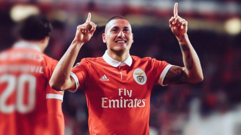 Castillo no logró lucir en su paso por el Benfica