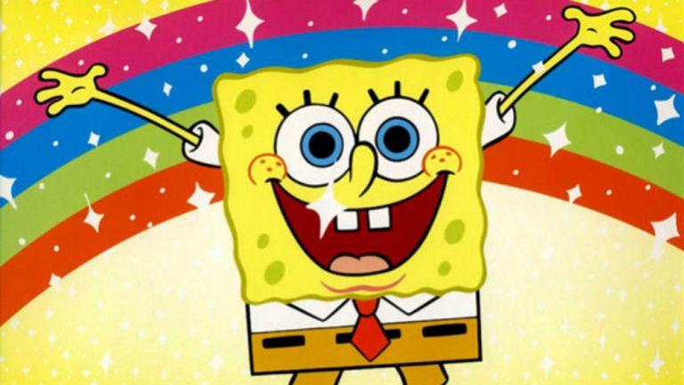 Bob Esponja, el famoso personaje amarillo
