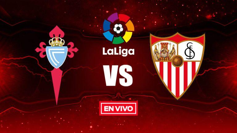 EN VIVO Y EN DIRECTO: Celta de Vigo vs Sevilla