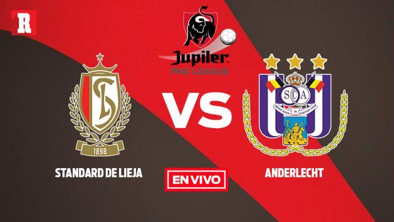 EN VIVO y EN DIRECTO: Standard de Lieja vs Anderlecht