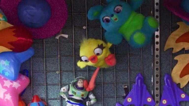Imágenes del adelanto de Toy Story 4