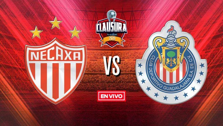 EN VIVO Y EN DIRECTO: Necaxa vs Chivas