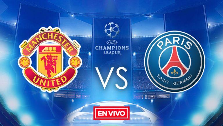 EN VIVO y EN DIRECTO: Manchester United vs PSG