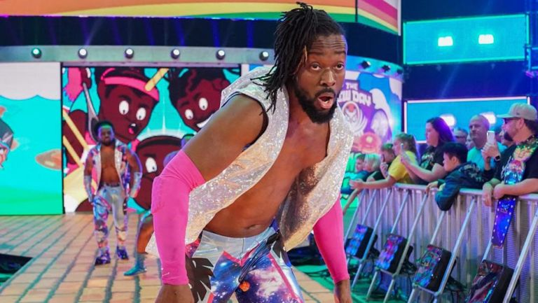 Kofi Kingston en Smackdown