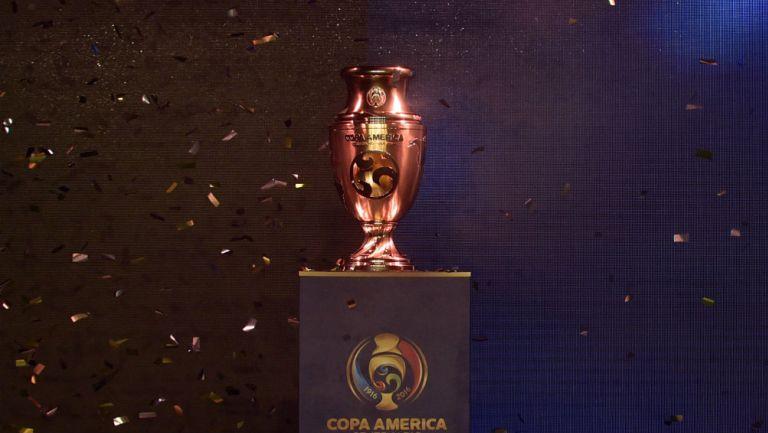 Trofeo del centenario de la Copa América