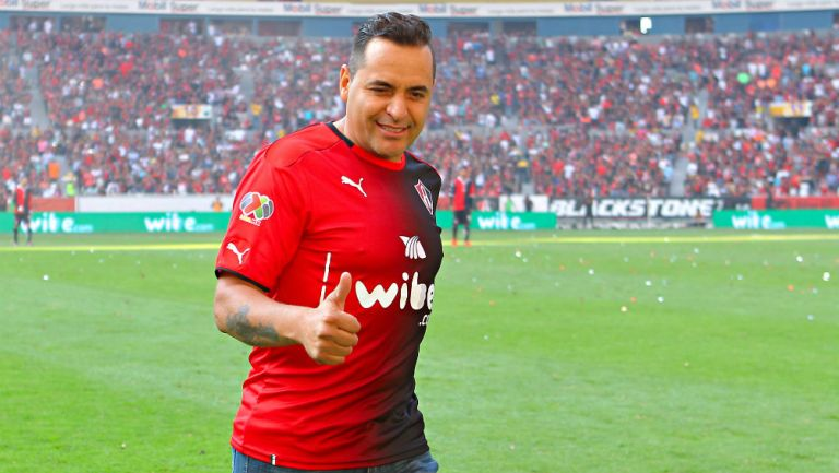 Daniel Osorno, presente en un duelo del Apertura 2016