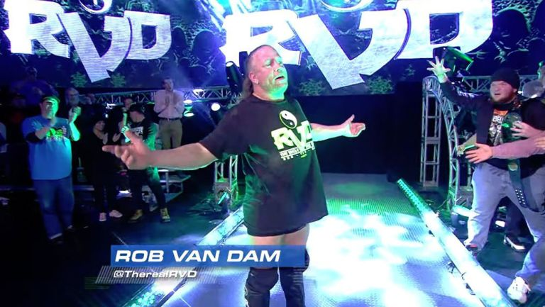 RVD regresa a Impact Wrestling