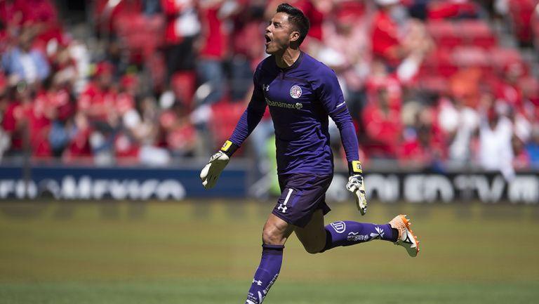 Talavera podría dejar las filas de los Diablos Rojos para el Apertura 2019