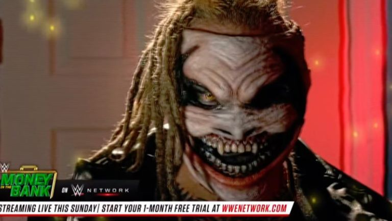 Así luce Bray Wyatt con su nuevo aspecto
