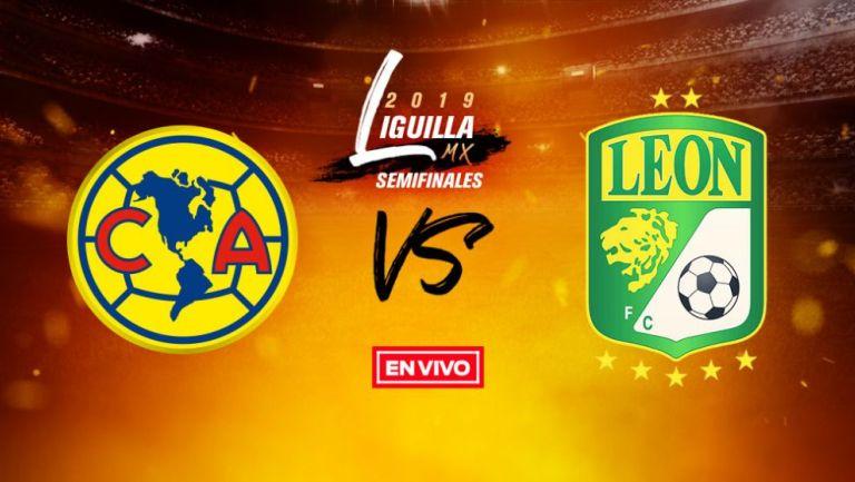 EN VIVO y EN DIRECTO: América vs León