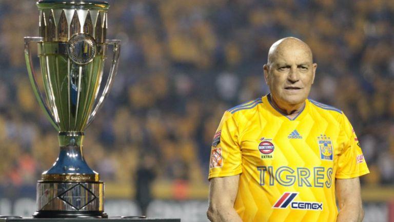 Batocletti, presente en la Final de Liga de Campeones