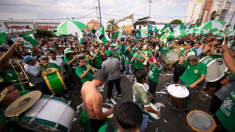 Afición del león se prepara para la Final del Clausura 2019