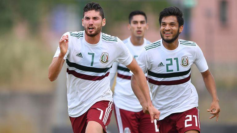 México va por su segunda Final en el Torneo de Toulon