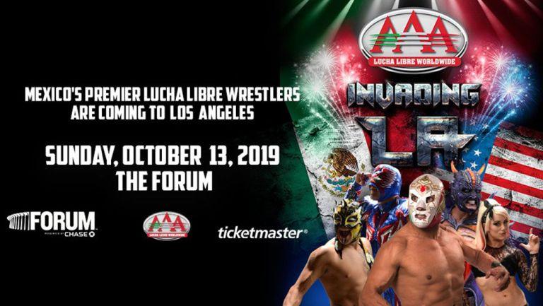 Promocional de Triple A para Los Angeles