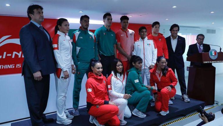 Los uniformes que México usará en los Juegos Panamericanos